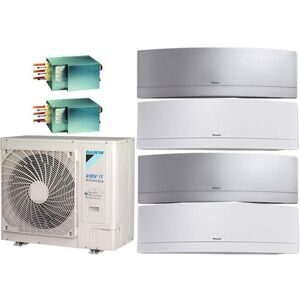 Мульти сплит система Daikin FTXJ20MWx3 + FTXJ50MS/ BP/ RXYSCQ4TV1 (комплект)